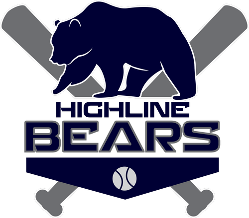 Highline bears logo